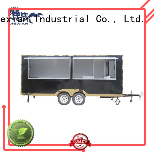 popular bbq food trailer customization for bbq selling