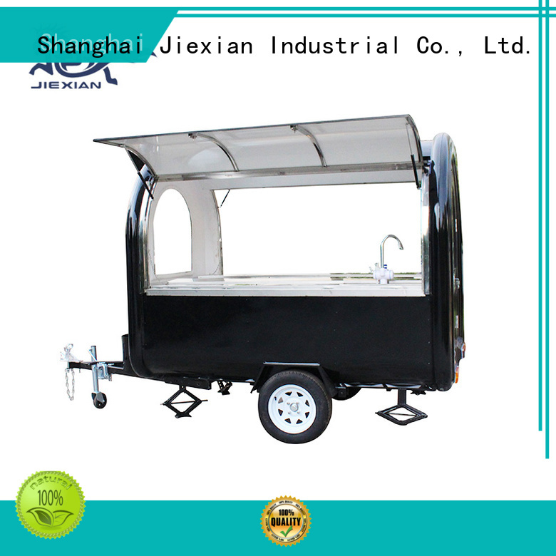 quality custom concession trailers factory price for food selling
