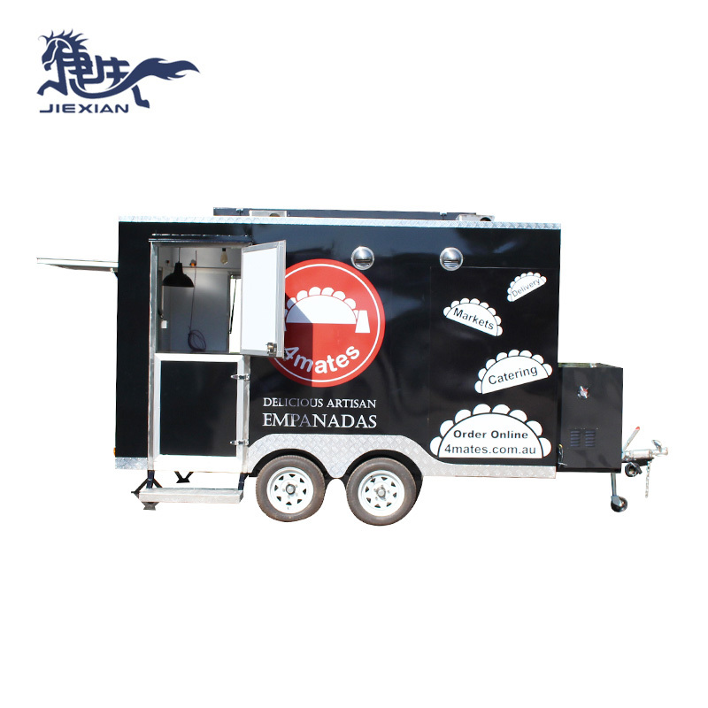 Food Concession Trailer Australian Camper Trailer JX-FS350