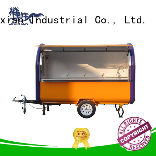 Jiexian quality concession trailers for sale in california personalized for trademan