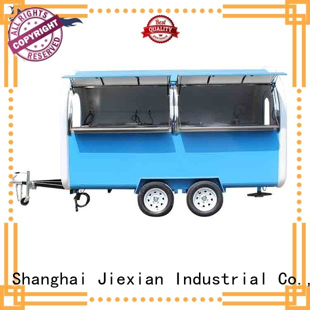 new design small concession trailer nice design for mobile food selling
