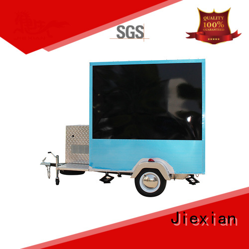 bbq concession trailer China manufacturer for mobile business