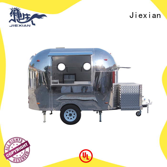 Jiexian mobile pizza truck inquire now for selling pizza