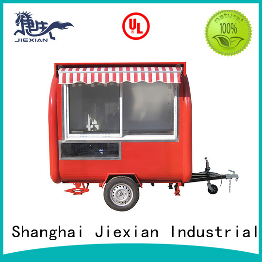 quality food concession trailers personalized for business