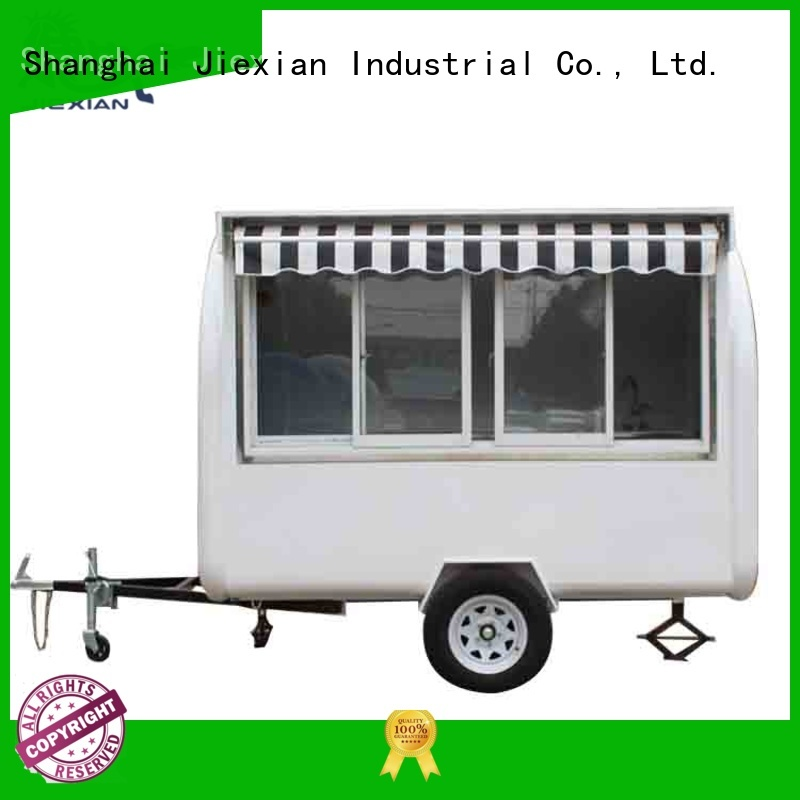 new design concession trailer with good price for business