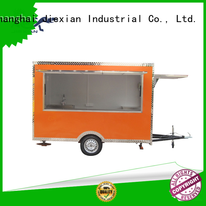 mobile bbq trailers