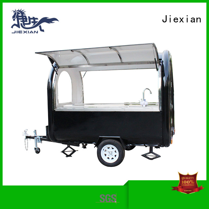 Jiexian quality concession trailers for sale in ohio personalized for trademan