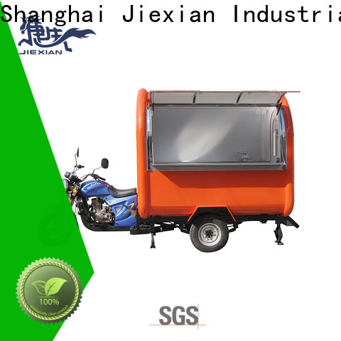 fine workmanship motorbike cart with good price for trademan
