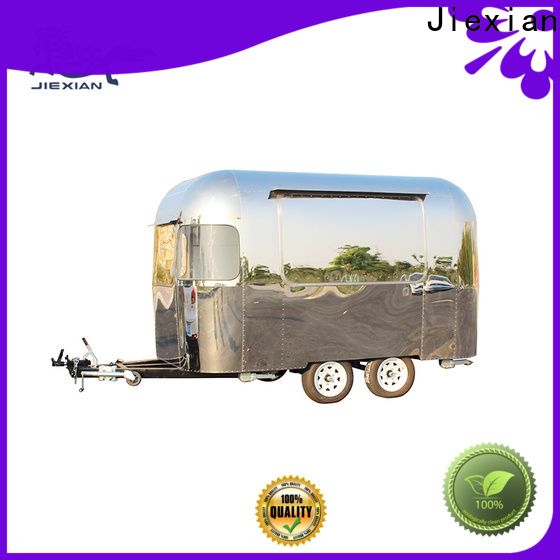 Shinny pizza foodtruck with good price for business