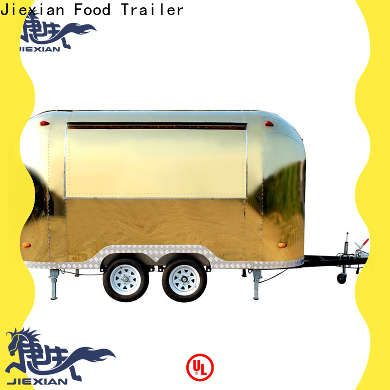 food trailers for lease