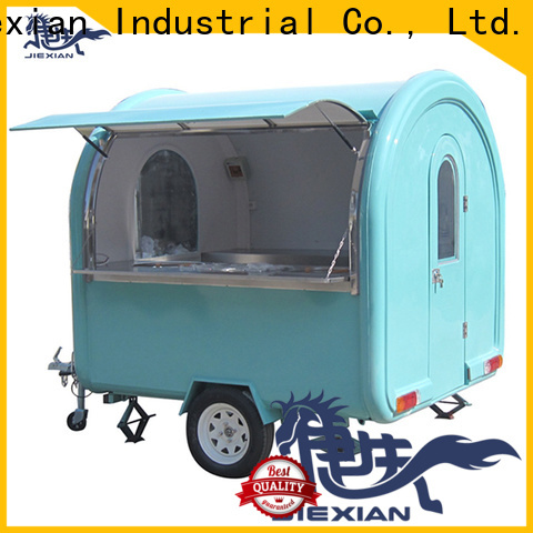 High-quality trailer food concession factory for fast food selling