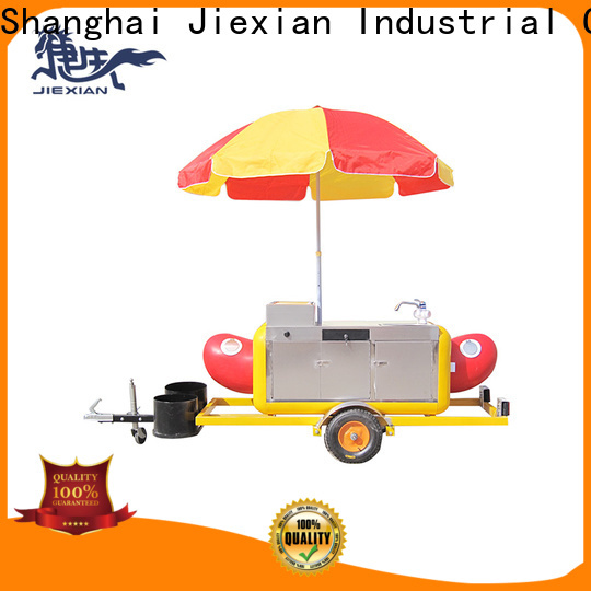 hot dog cart business wholesale for selling hot dog