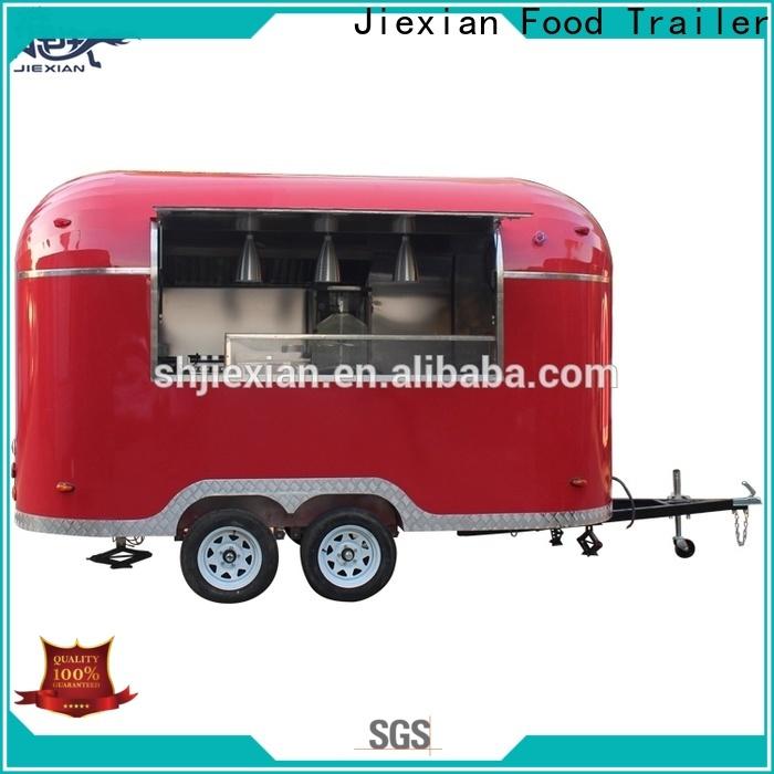 food trailer equipment
