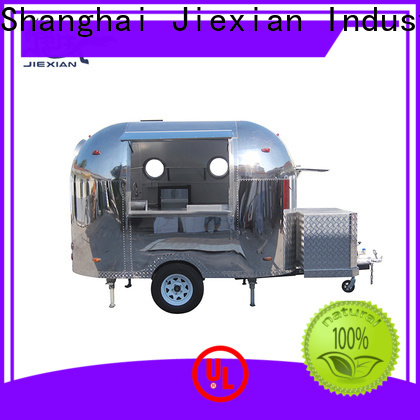 stainless steel pizza foodtruck with good price for selling snake