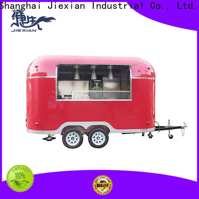 mobile burger cart