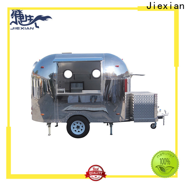Jiexian pizza cart with good price for selling snake