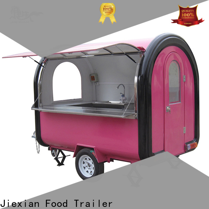 High-quality wells cargo concession trailers for sale manufacturers for outdoor food selling