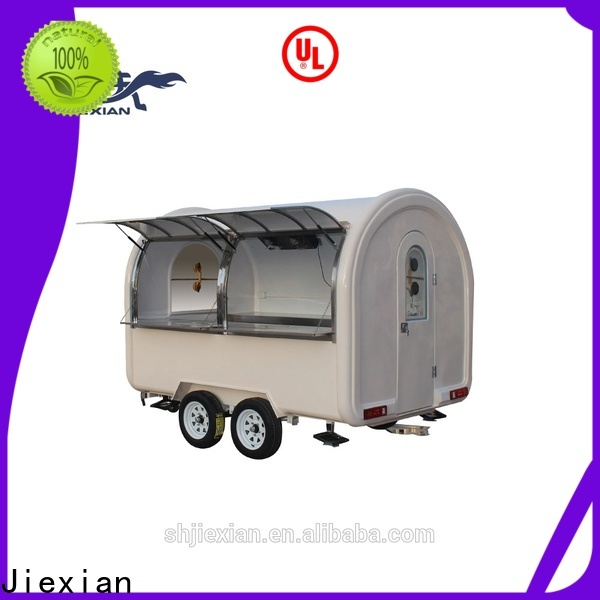 Jiexian pizza cart inquire now for business