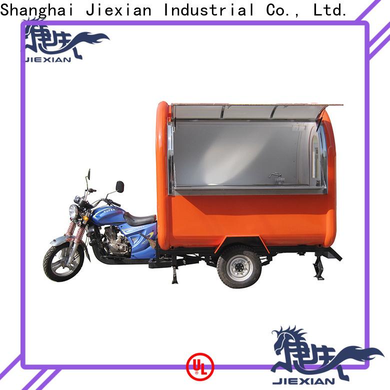 motorcycle food truck