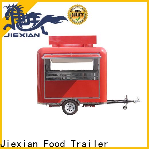 bbq concession trailer