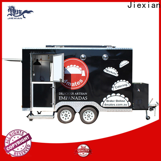 lunch truck business