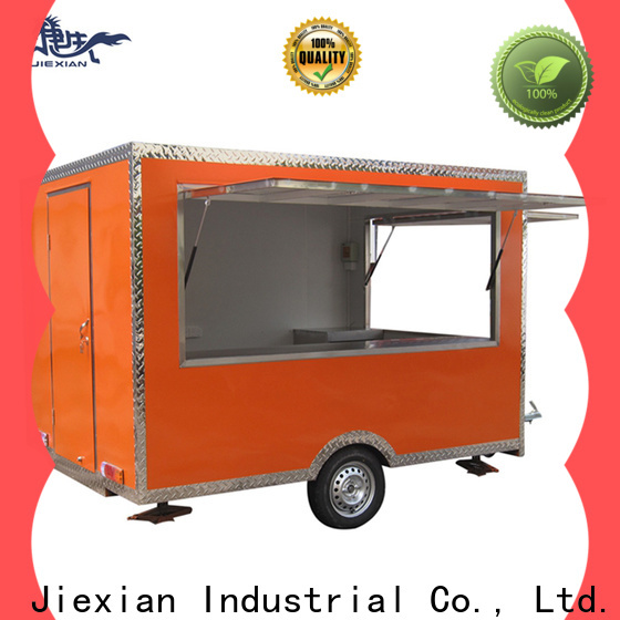 Jiexian High-quality food truck catering factory for outdoor food selling
