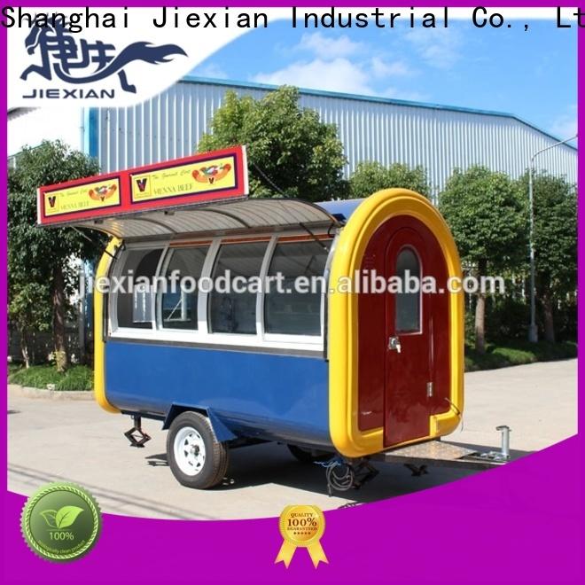 Jiexian snack cart