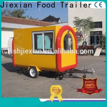food truck size