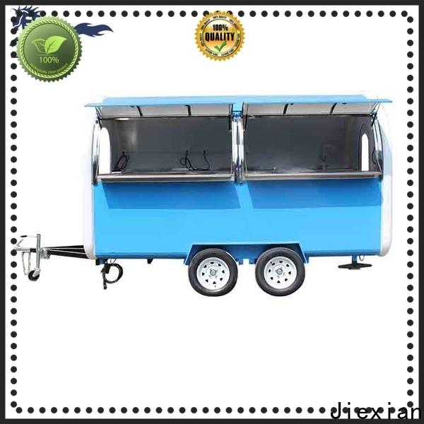 hot dog food trailer for sale