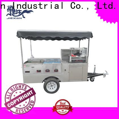 american dream hot dog carts