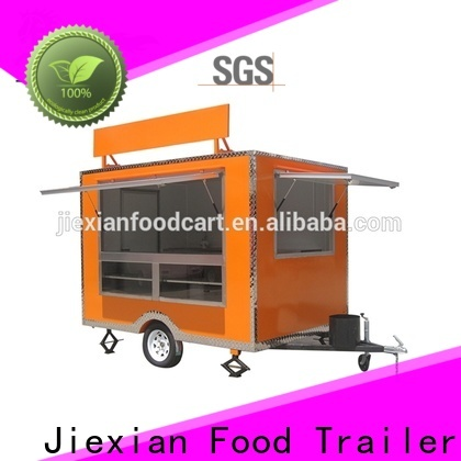 New kitchen truck for sale manufacturers for food business