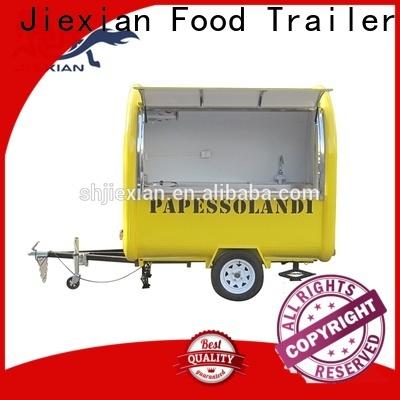 burger van trailer for sale