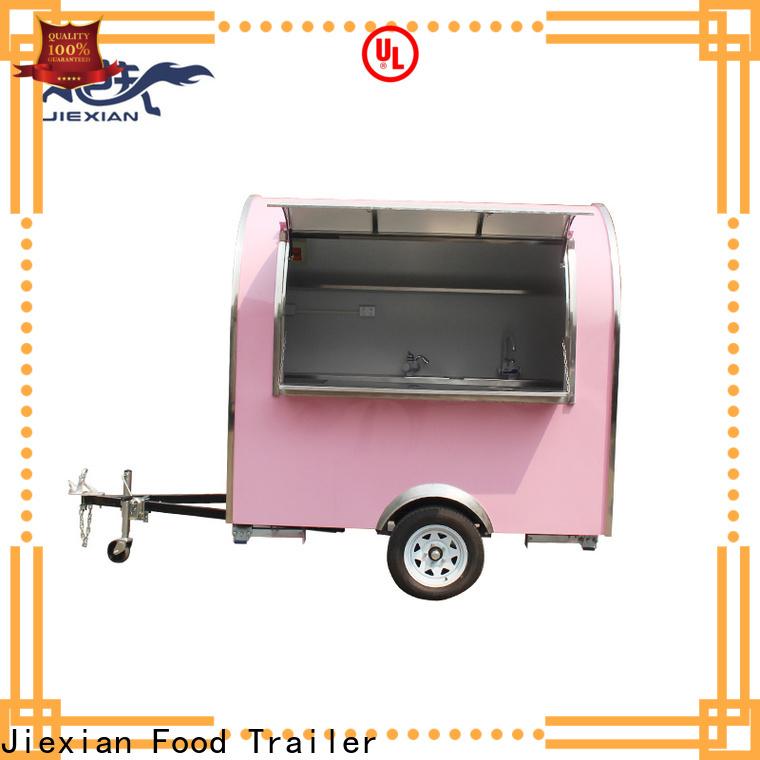 pull behind food trailer