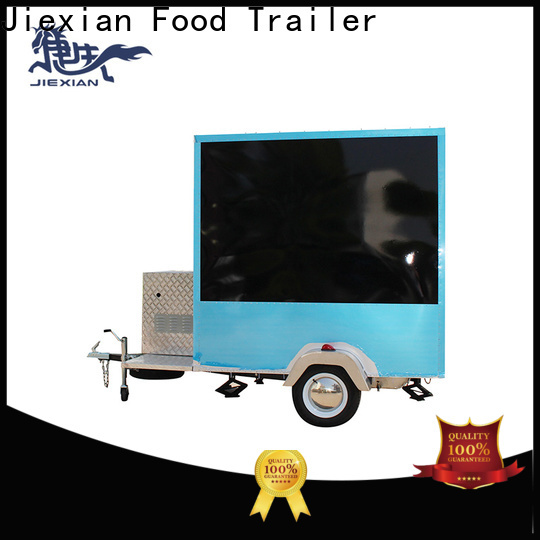 fully equipped bbq concession trailers for sale