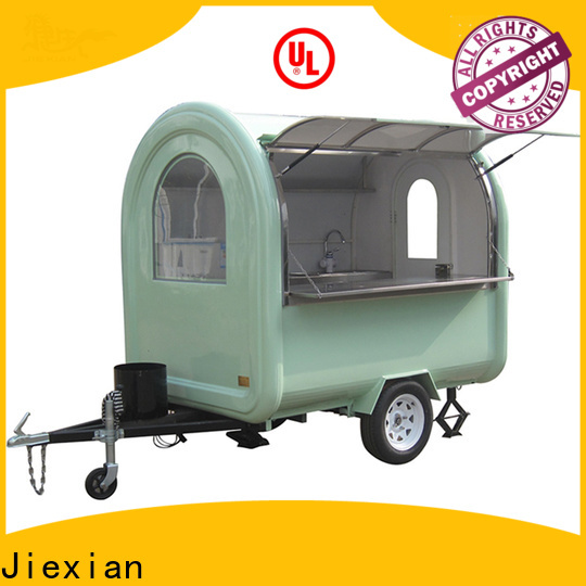cooking trailers
