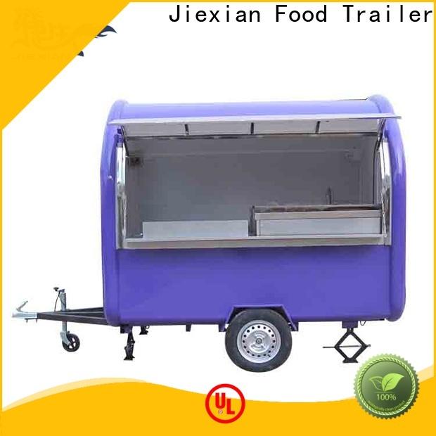 vintage food trailer