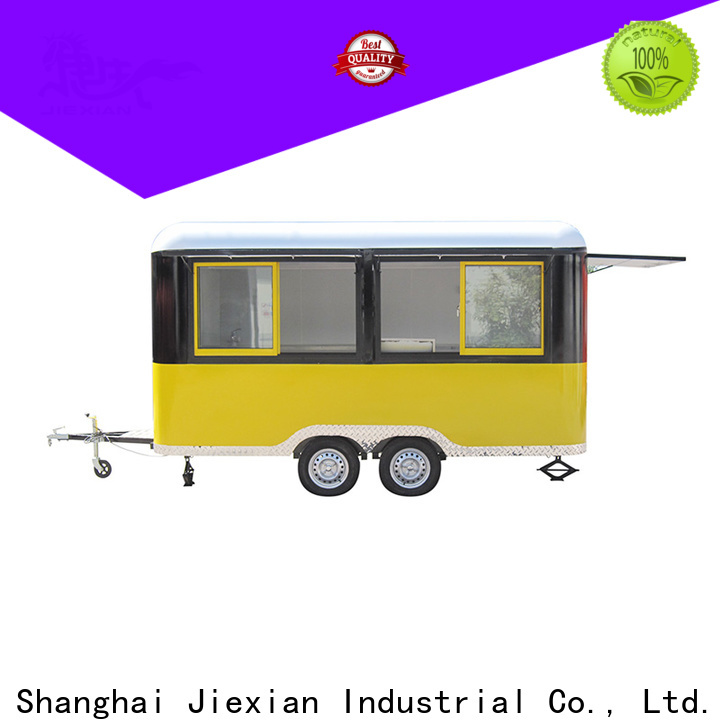 bbq enclosed trailer