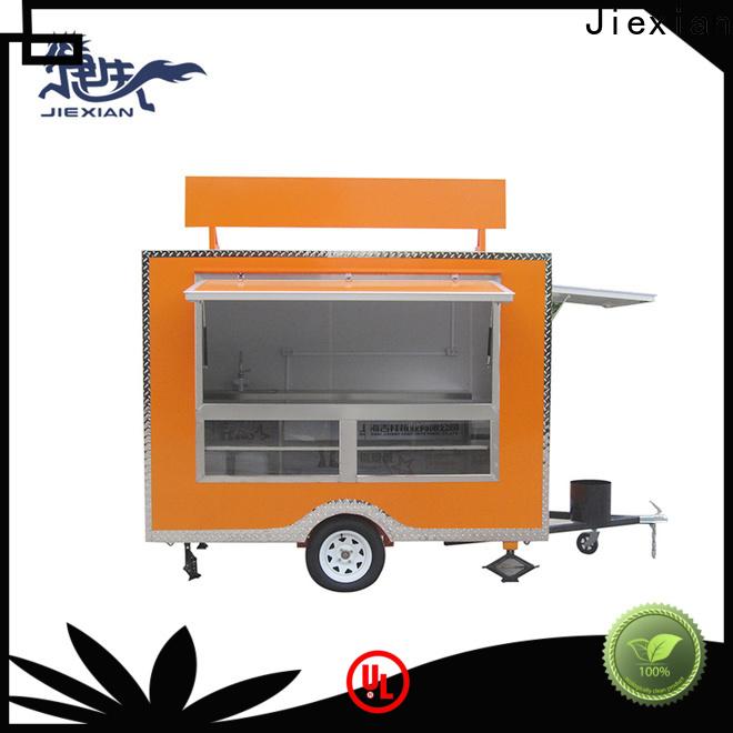 homemade bbq trailer