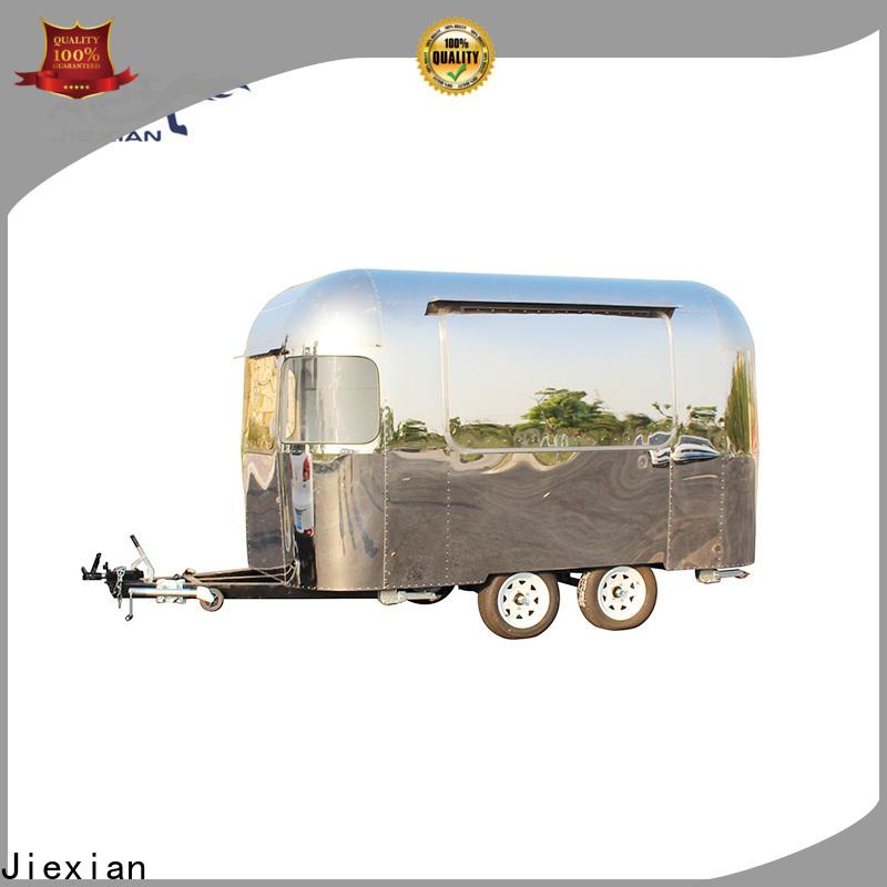 portable pizza oven trailer