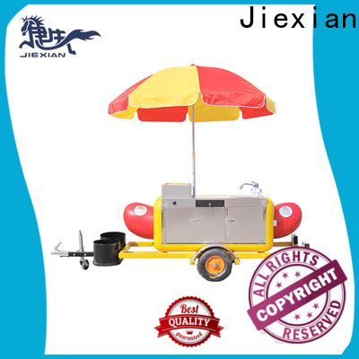 hot dog ferris wheel cart