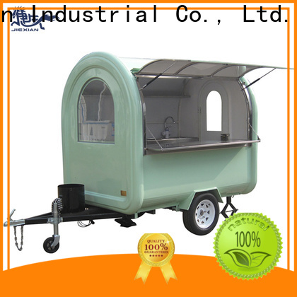 New 2nd hand catering trailers Suppliers for outdoor food selling
