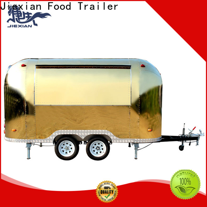 Jiexian High-quality catering vans for sale manufacturers for outdoor food selling