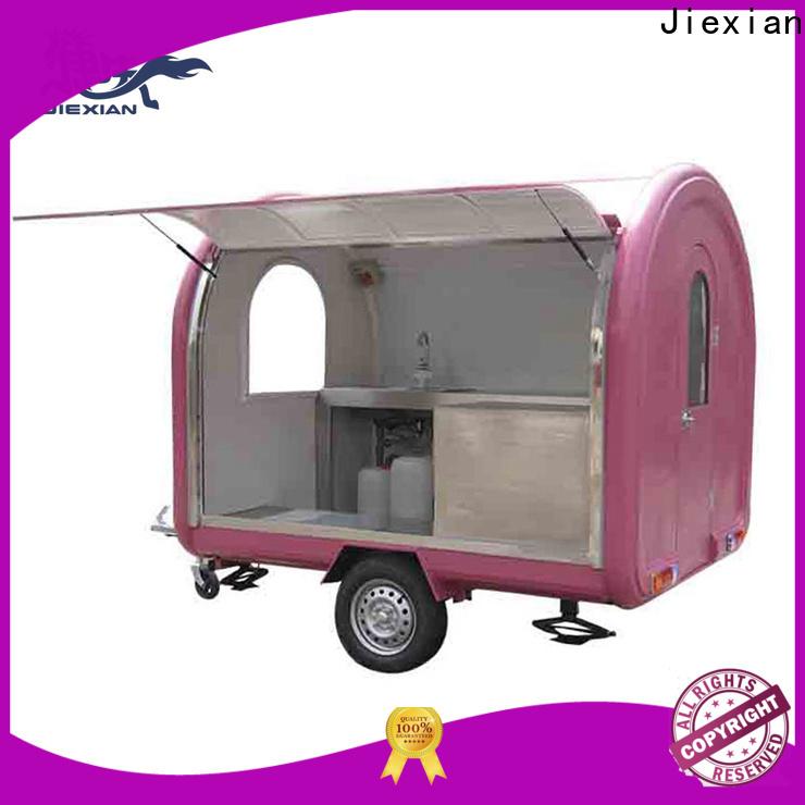 diy food trailer