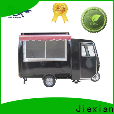 e rickshaw food cart