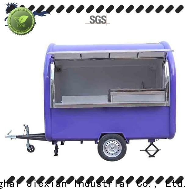 commercial kitchen trailer