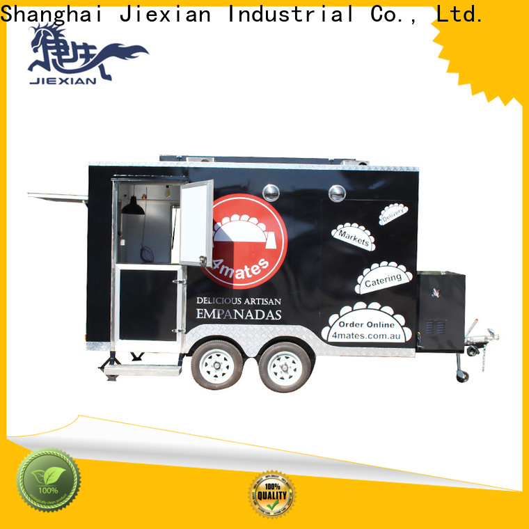commercial smokers on trailers