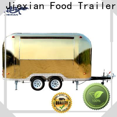 custom food trailers for sale