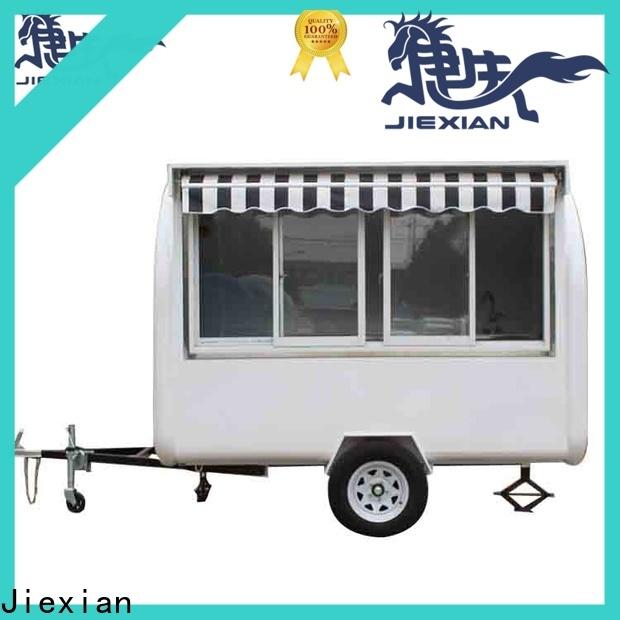 enclosed vending trailer