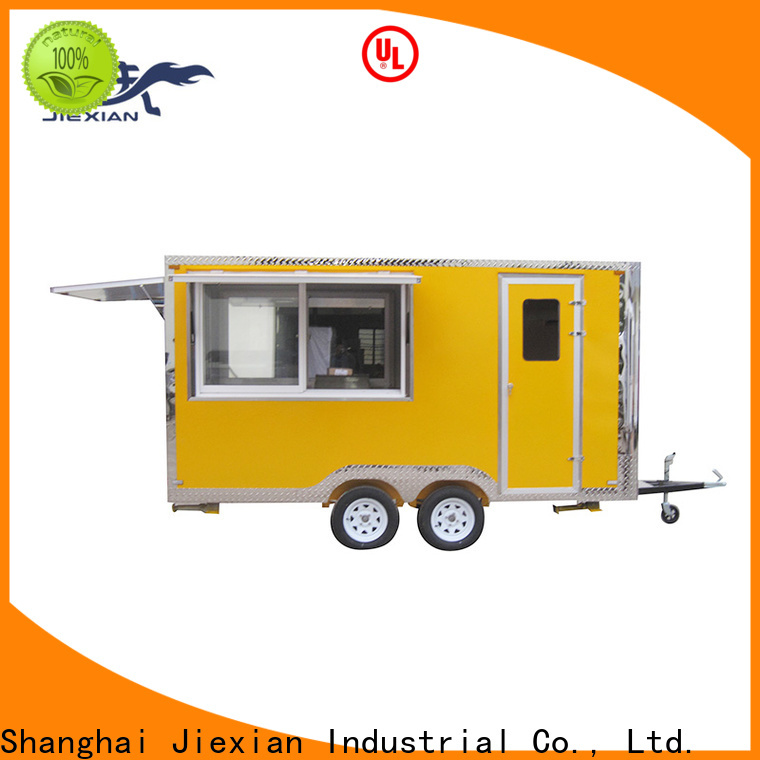 rotisserie smoker trailer