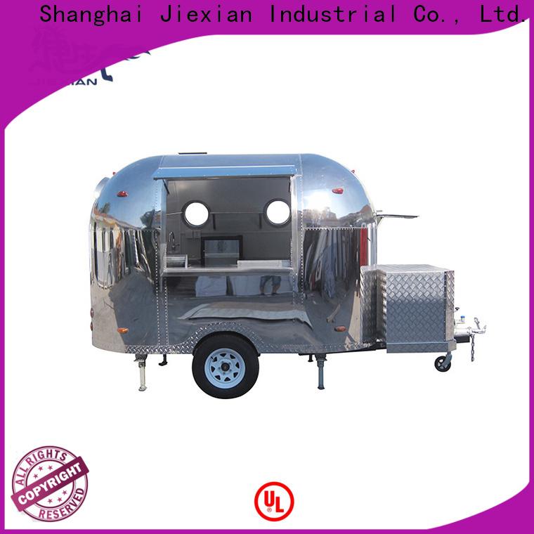 mobile pizza oven trailer